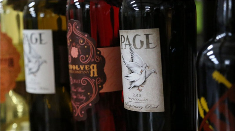 Page Wine Cellars