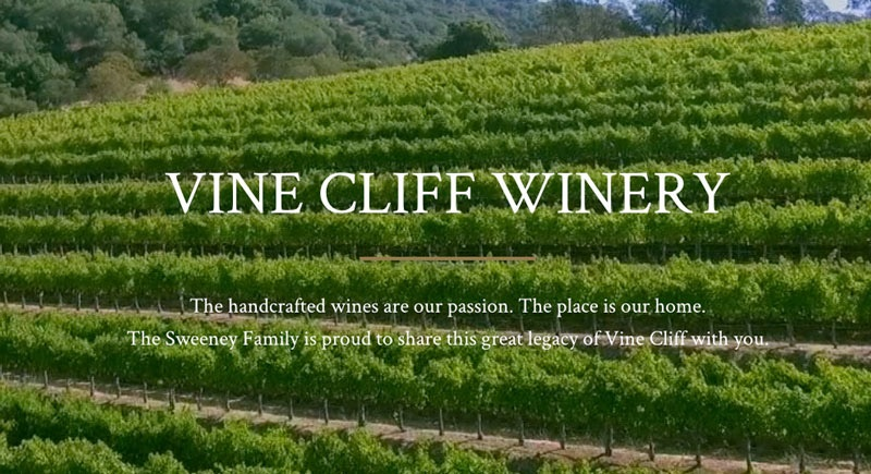 Vine Cliff Winery
