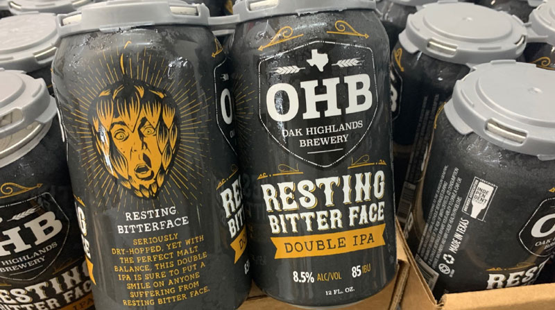 Oak Highlands Brewery (OHB)