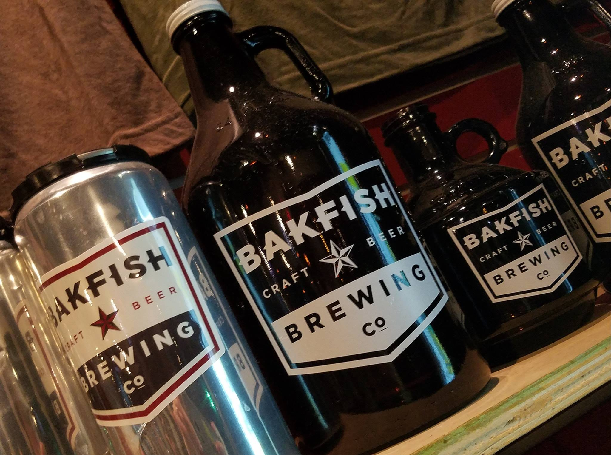 Bakfish Brewing Co